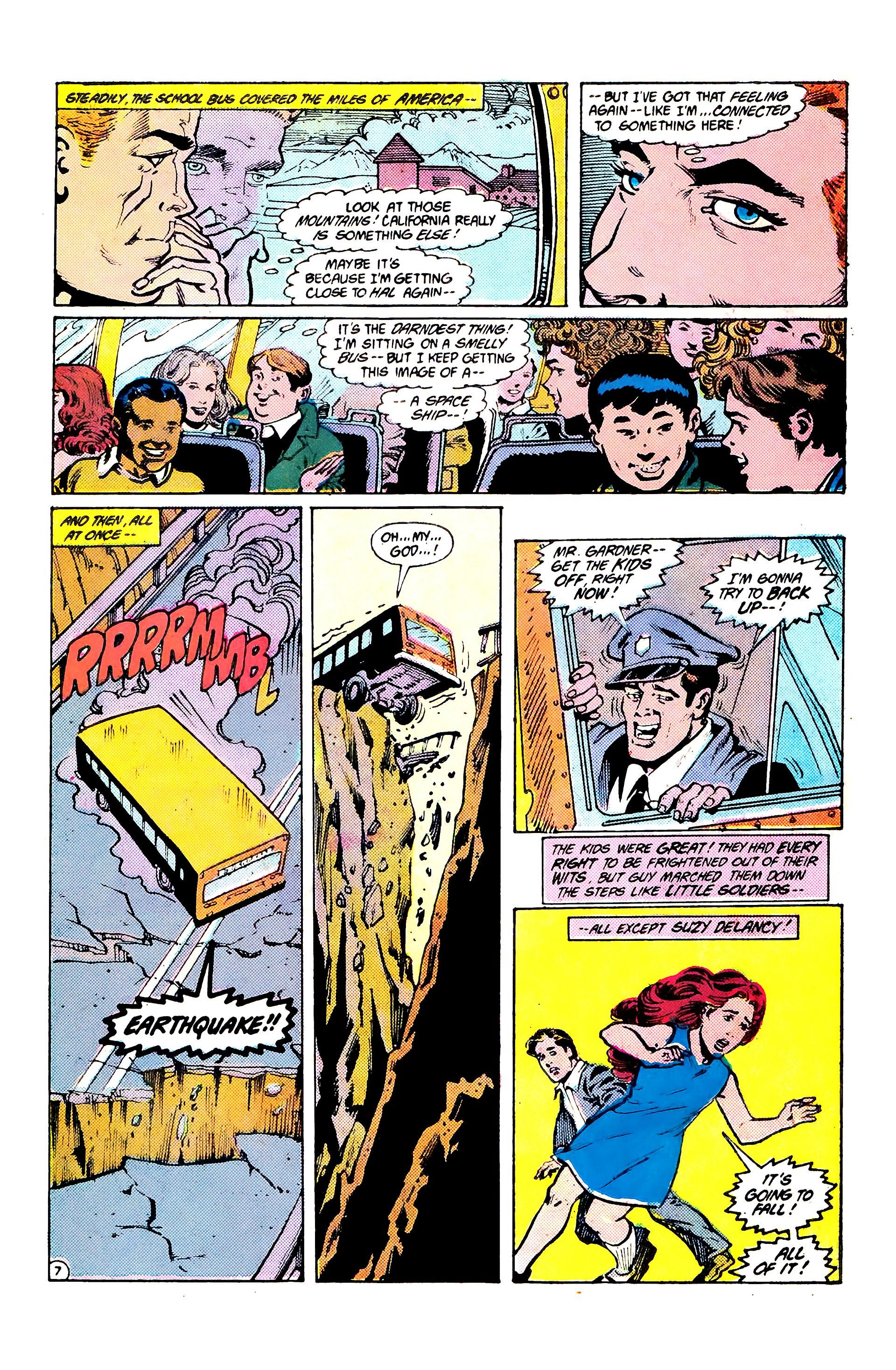 Read online Secret Origins (1986) comic -  Issue #7 - 11
