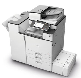 Ricoh MP C4503 Driver Download