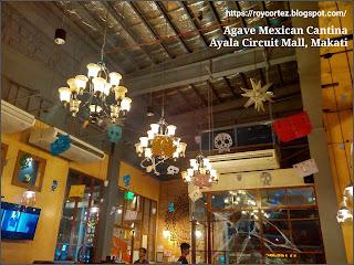 agave mexican cantina ayala mall circuit