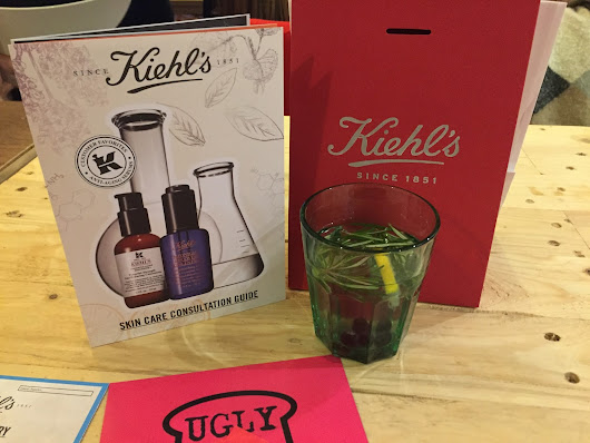 Kiehls Blogger Event, Nottingham and Products Review | This Adventure of Mine