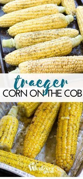 Traeger Corn On The Cob