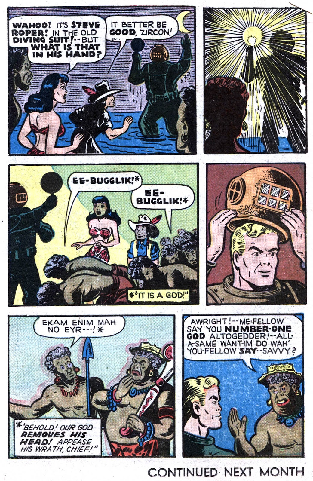 Read online Famous Funnies comic -  Issue #173 - 15