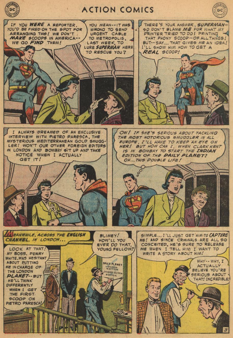 Action Comics (1938) 203 Page 4