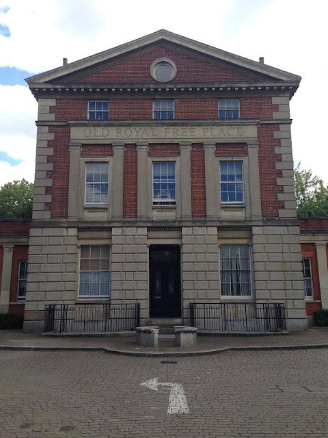 Old Royal Free Hospital. Islington, London N1