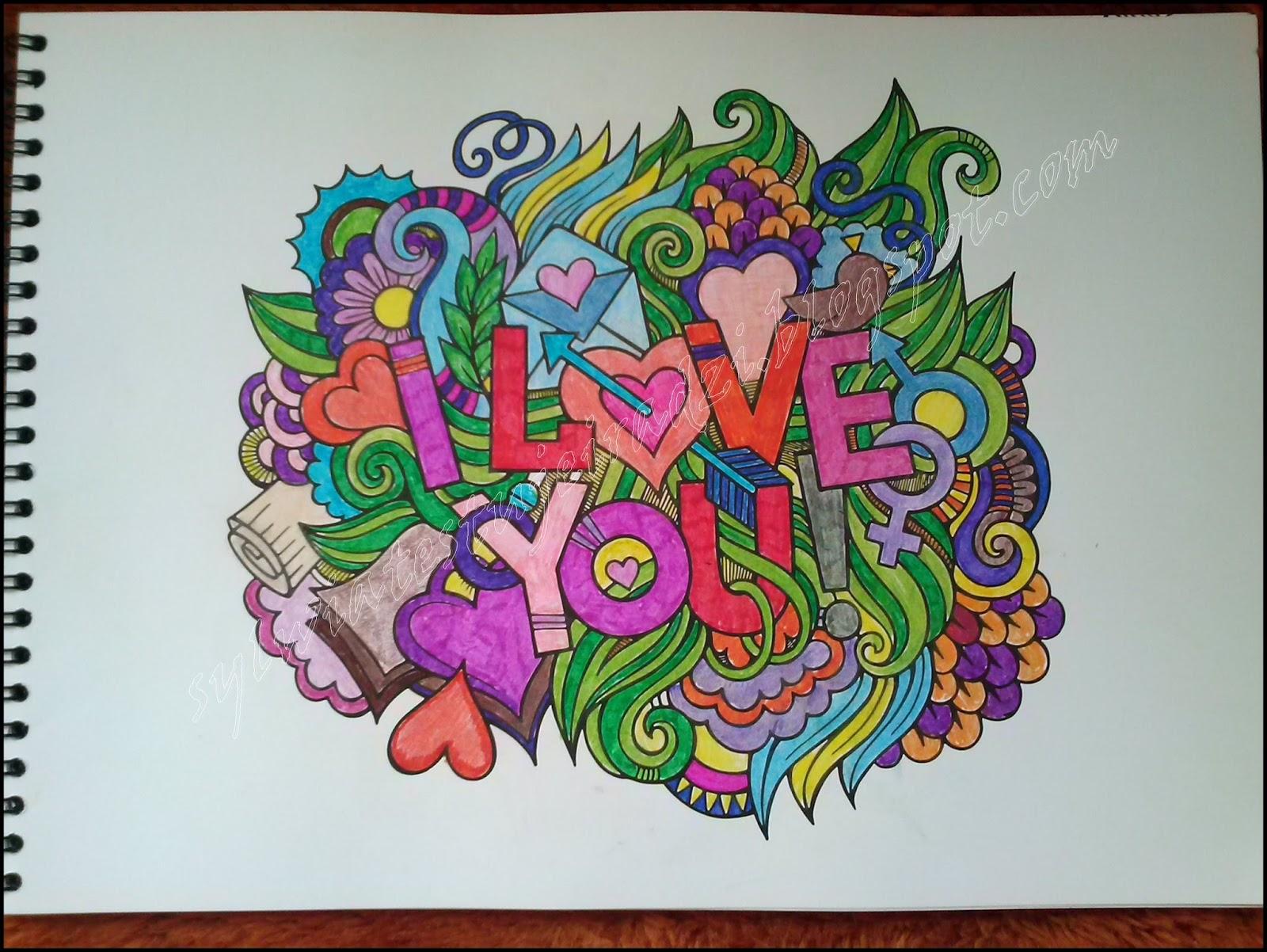 Sylwia Testuje I Radzi Crazy Drawings Antystresowe Kolorowanki Dla Doroslych