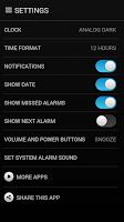 تطبيق المنبه Alarm Clock (3)