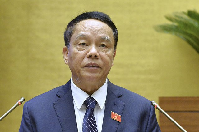 Chủ nhiệm Ủy ban Quốc phòng an ninh Quốc hội Võ Trọng Việt