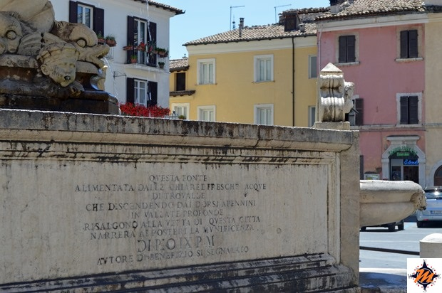 Alatri, Fontana Pia