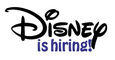 Disney World is Hiring