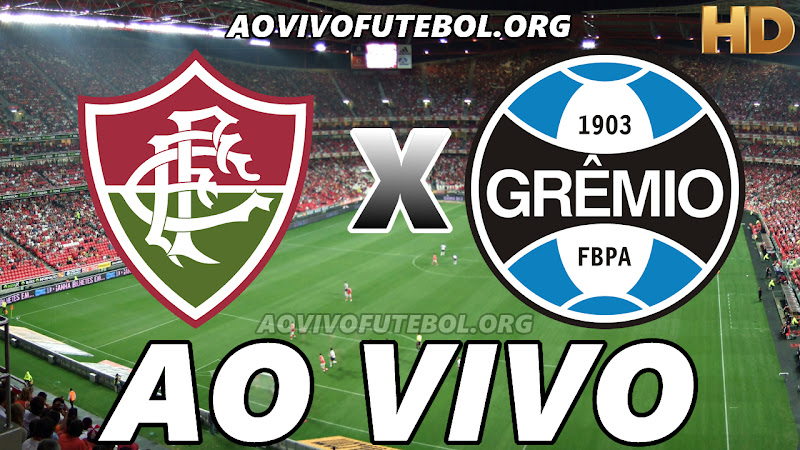 Fluminense x Grêmio Ao Vivo HD TV PFC