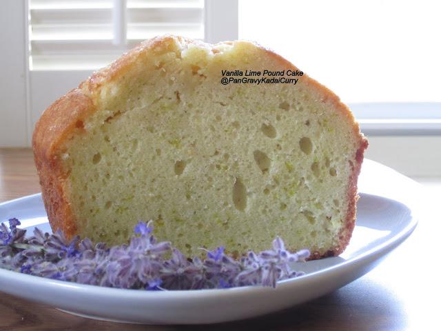 Pan Gravy Kadai Curry: Avocado Pound Cake