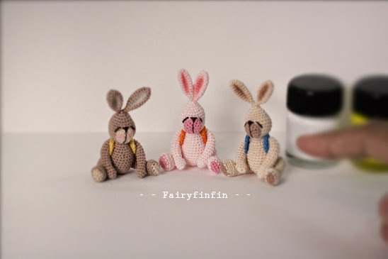Small Bunny Free Pattern Amigurumi to Crochet ⋆ Crochet Kingdom | 365x548