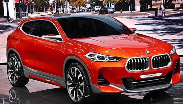 2018 BMW X2 Review Exterior, Interior, Drivetrain, and Release Price