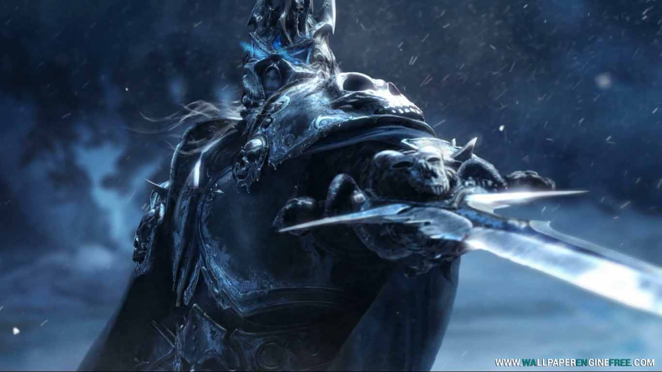 The Lich King Wallpaper Engine Free Download Wallpaper