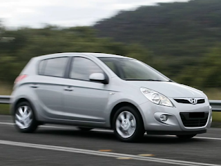 Hyundai i20 autobild