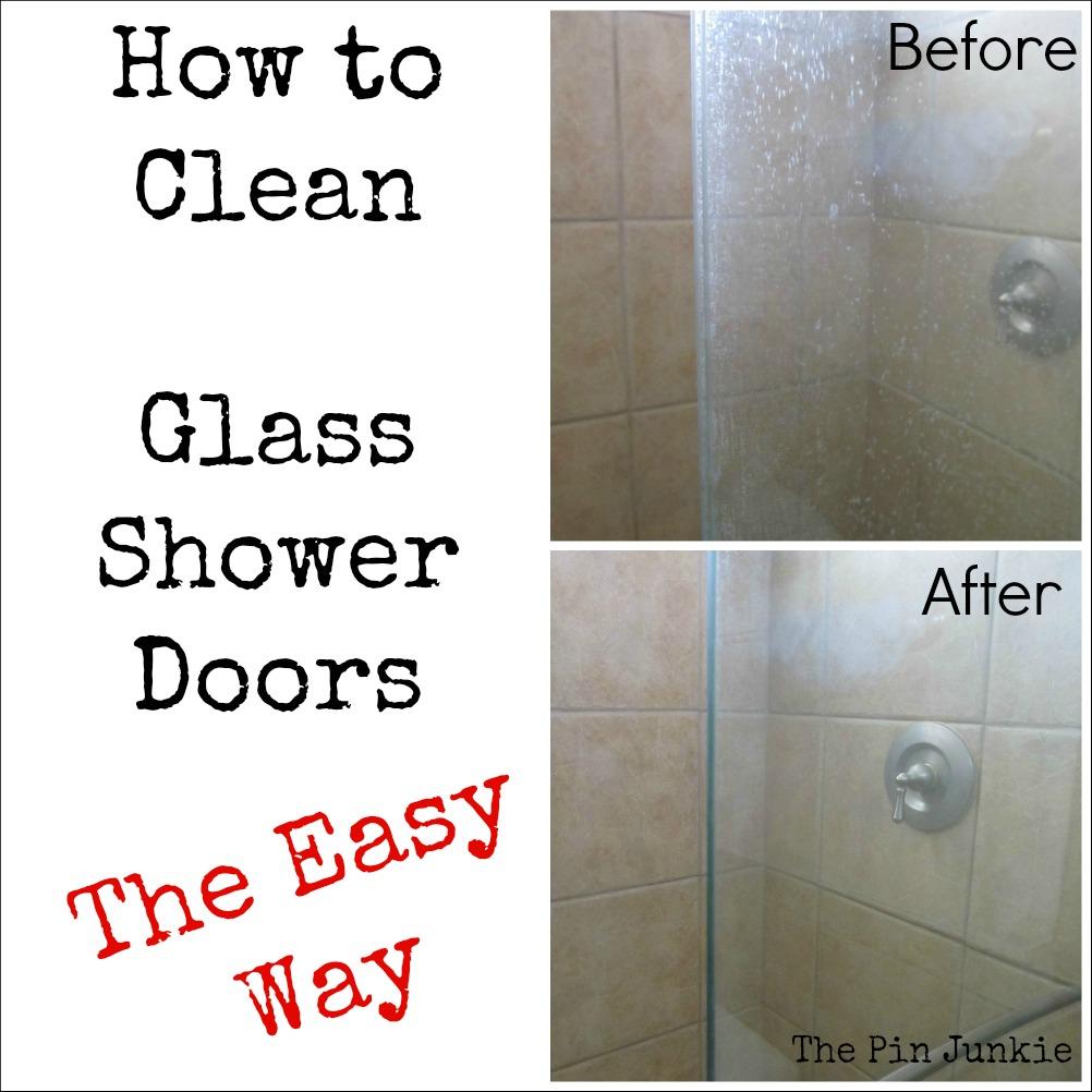 How To Clean Bathtub Glass Doors   Home design ideas
