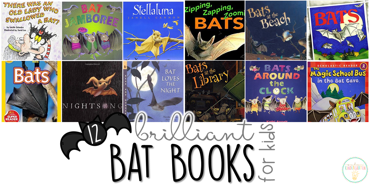 And It Is The Perfect Month For Learning About Night Animals Leading Up To Check Out These 12 Brilliant Bat Books Your Clroom Or