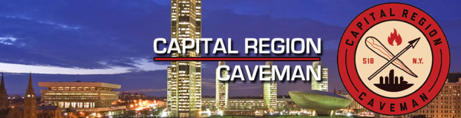 Capital Region Caveman