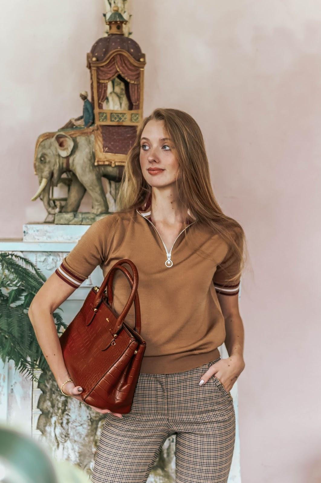 John Smedley Heritage Trend Fashion Blog