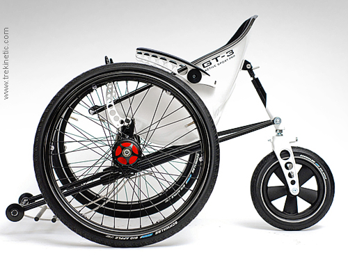 Trekinetic GT3 Active Sport Pro Wheelchair