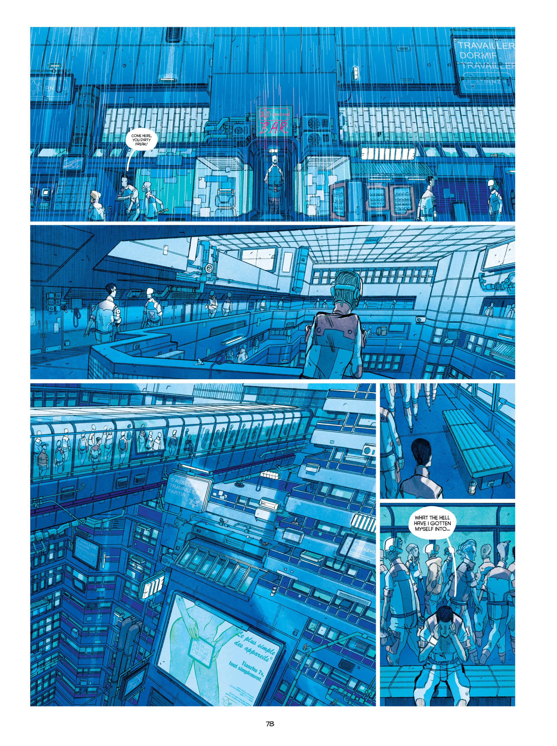 Read online Shangri-La comic -  Issue # Full - 79