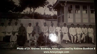 missionary doctor Andrew Bonthius Amoy Mission Gulanghu Dr. John Otte