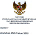 Surat Menteri PANRB tentang Penyampaian Kebutuhan PNS Tahun 2018