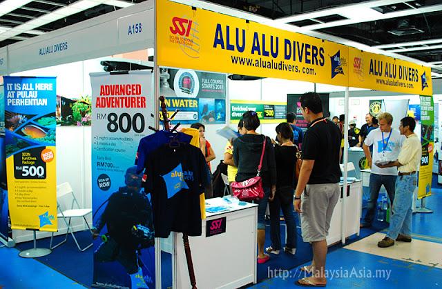 Malaysian Dive Expo