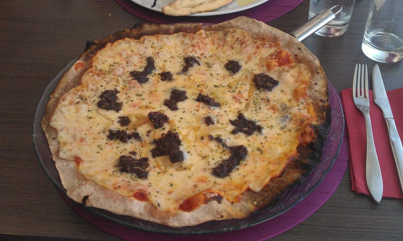 Jalar en el Valles: Tàpera: pizza ... y mucho más