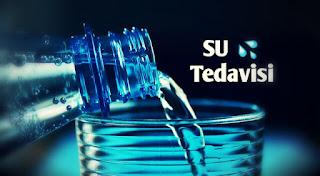 Su Tedavisi Su damlaları ile 5 - 30 yaş arası Gençleşin