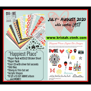 Happiest Place- available until August 31st - OR WSL