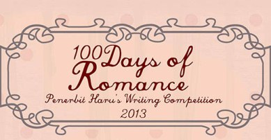 Lomba Menulis Novel 100 Days Of Romance