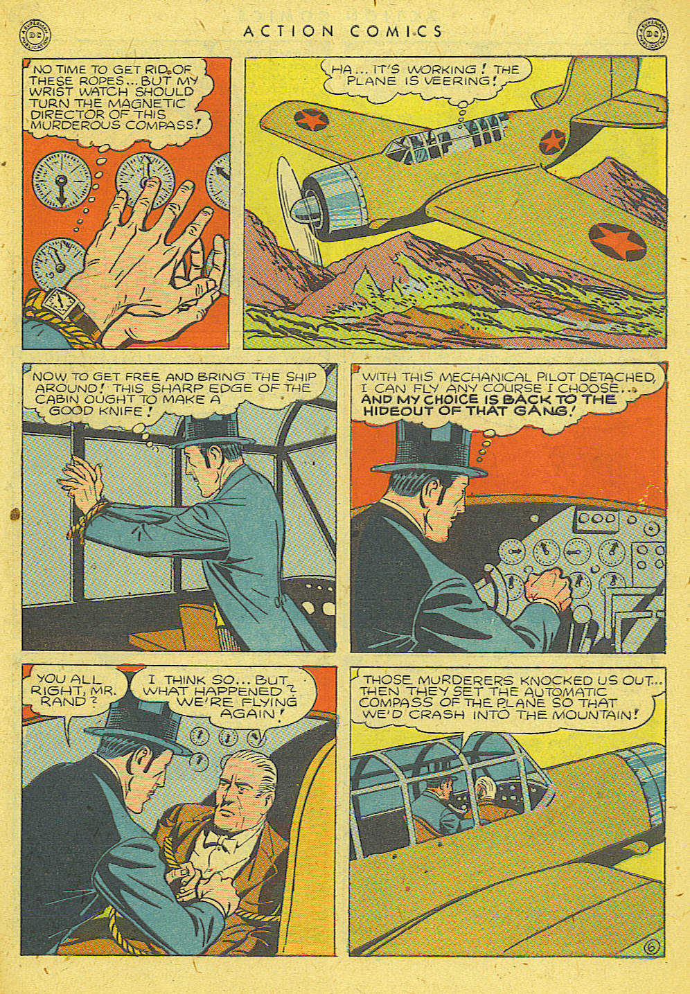 Read online Action Comics (1938) comic -  Issue #78 - 41
