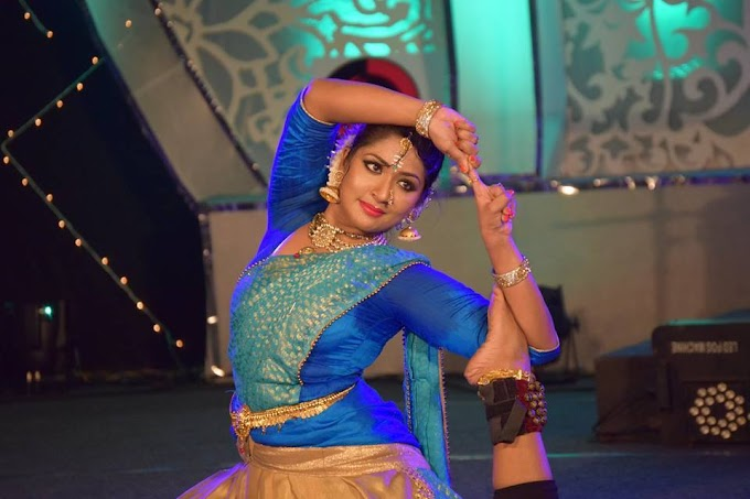 Navya Nair Dance Performance New Photos