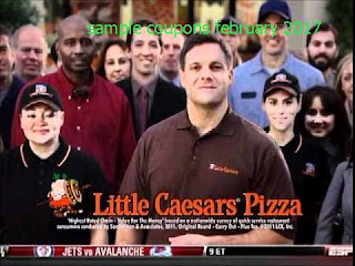 free Little Caesars coupons for february 2017