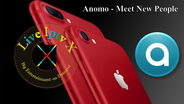 Anomo - Meet New People