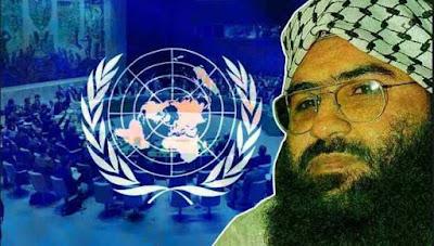 US Circulated A Draft Resolution To Ban Masood Azhar