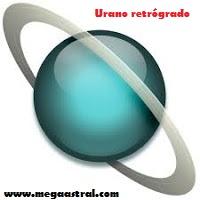 Significado de Urano retrógrado