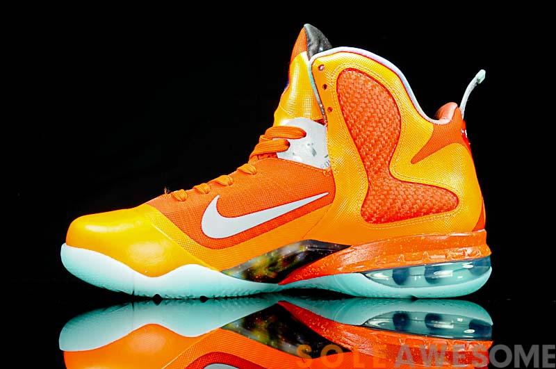huge discount 03cb5 19c77 Nike LeBron 9 - BIG BANG aka 2012 NBA All Star shoe