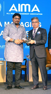 PAWAN MUNJAL-LED HERO MOTOCORP ADJUDGED 'INDIAN MNC OF THE YEAR' BY ALL INDIA MANAGEMENT ASSOCIATION