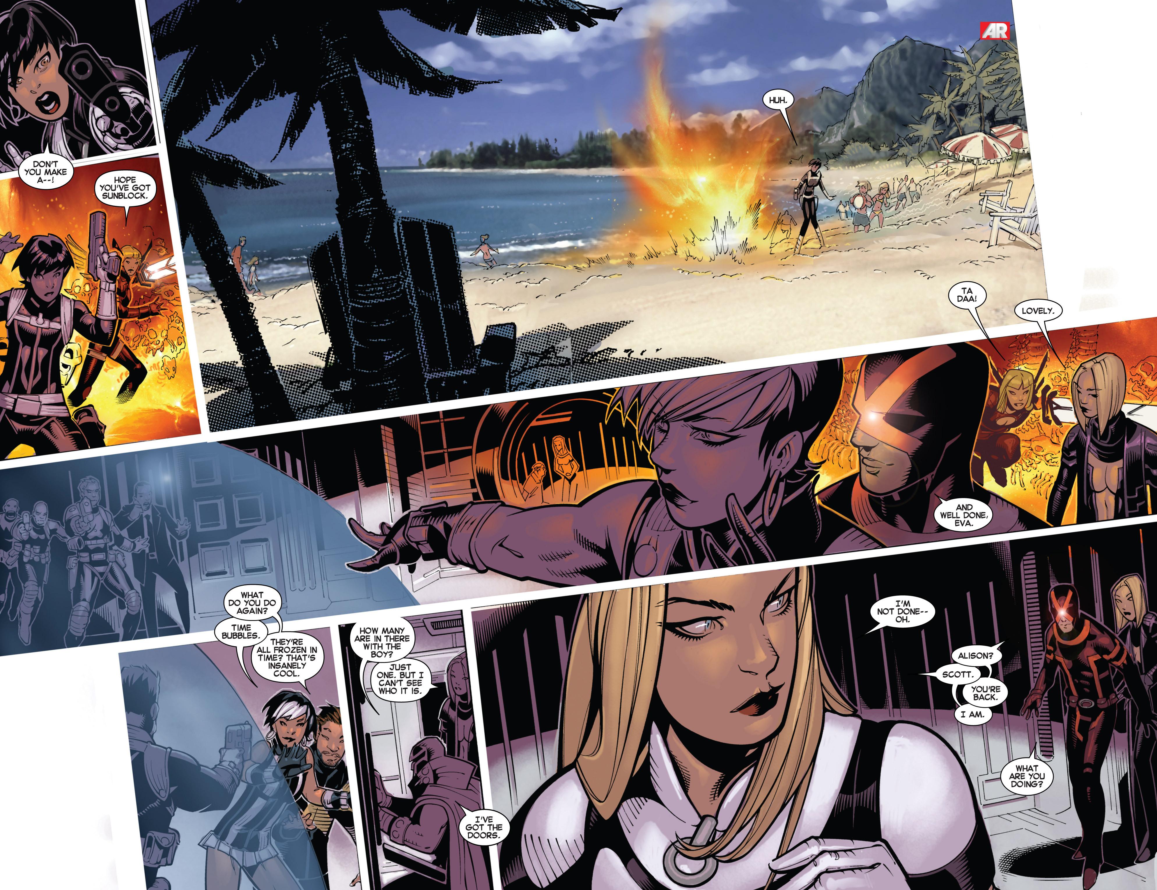 Read online Uncanny X-Men (2013) comic -  Issue # _TPB 2 - Broken - 73
