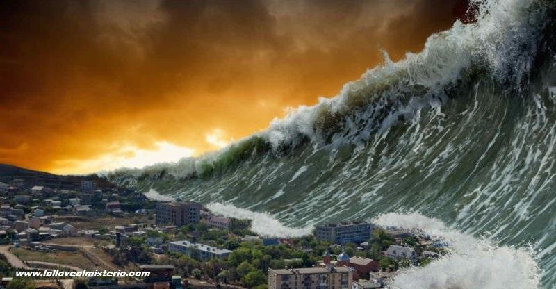Resultado de imagen de Las olas sísmicas que se pueden provocar por terremotos submarinos