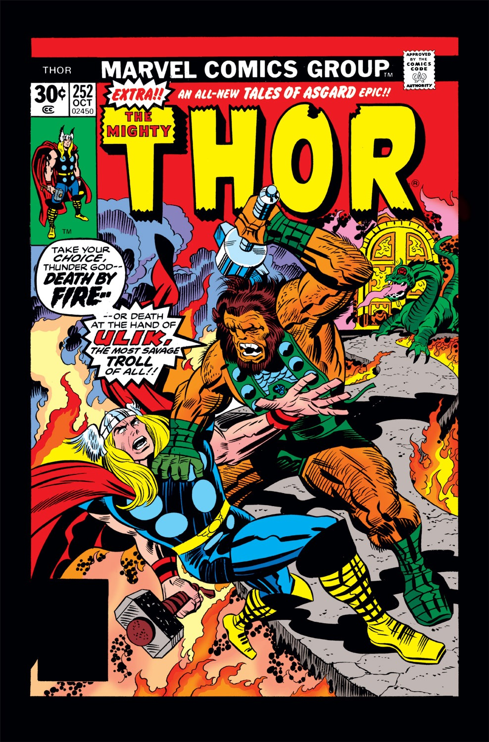 Thor (1966) 252 Page 1