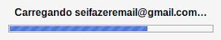 Caixa de entrada do Google Gmail