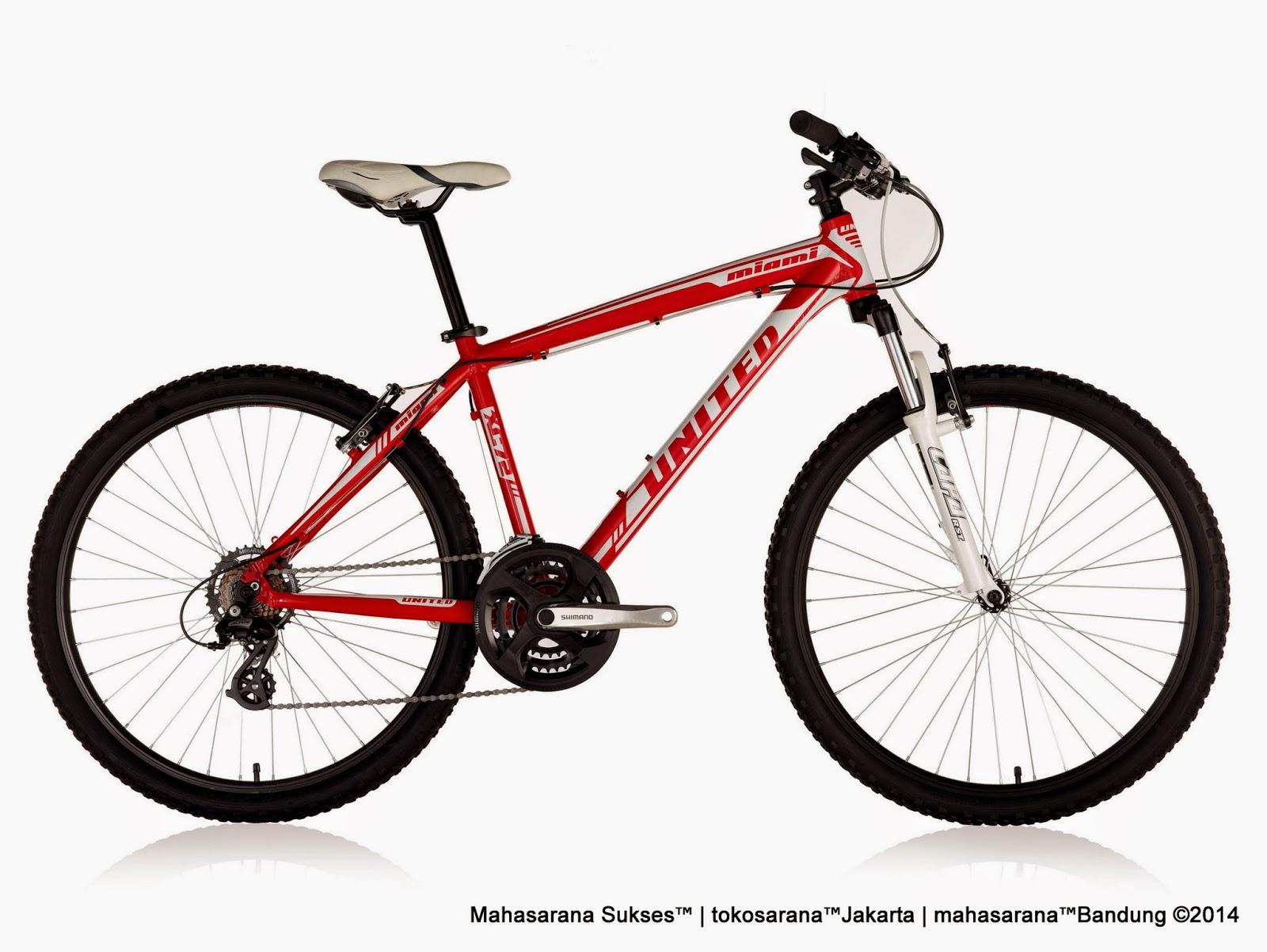 tokosarana™ | Mahasarana Sukses™: Sepeda Gunung UNITED