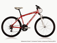Sepeda Gunung UNITED MIAMI XC72 - XC Hard Tail Series