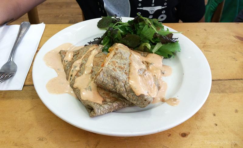 Berkshires Family Travel Guide Starving Artist Cafe Craperie
