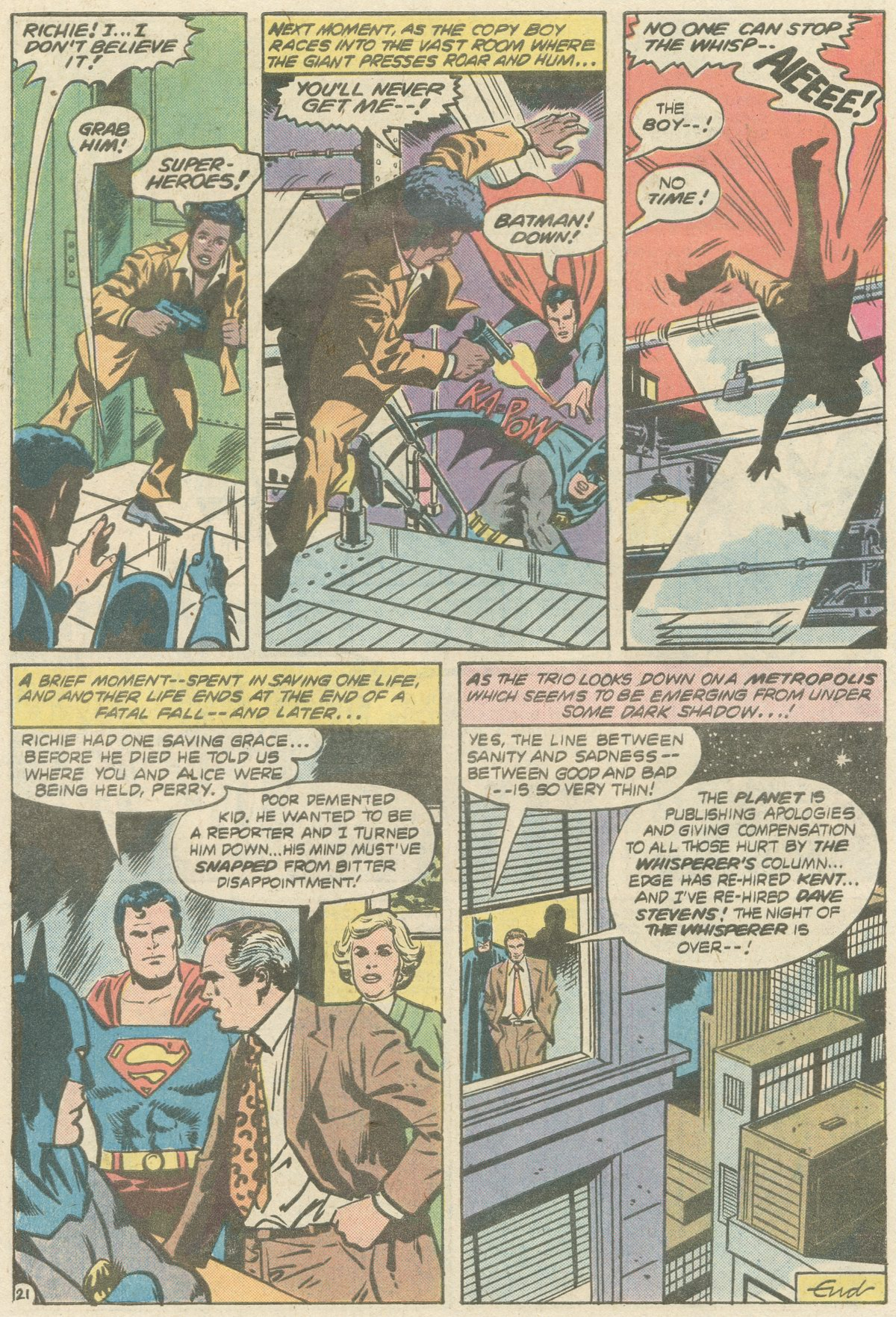 Read online World's Finest Comics comic -  Issue #252 - 27