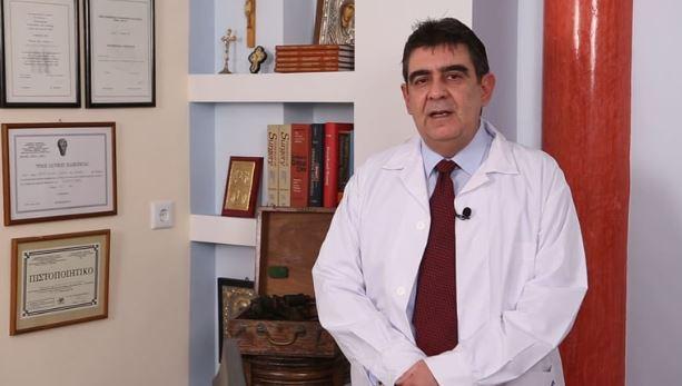 Σταύρος Τσιριγωτάκης: Ο Έλληνας Χειρούργος που Νίκησε τον Καρκίνο του Θυρεοειδούς  και έσωσε μια έγκυος γυναίκα στον πέμπτο μήνα της εγκυμοσύνης της
