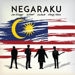 Rap dalam Lagu Negaraku - Joe Flizzow, Altimet, SonaOne & Faizal Tahir...WOW!